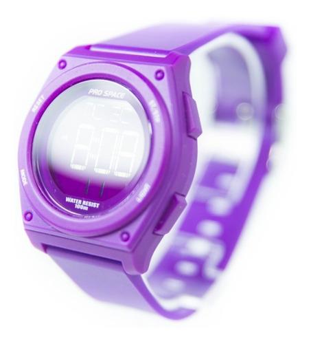 Reloj Mujer Hombre Prospace Mediano Digital Sumergible Gtia