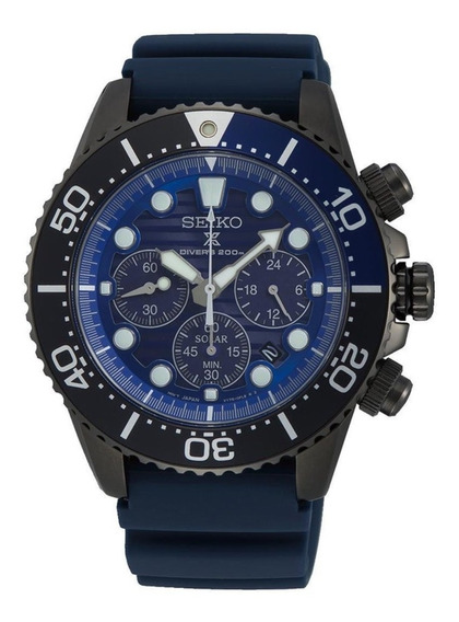 Seiko Prospex Solar Save The Ocean Special Edition Ssc701