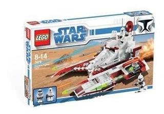 Tanque De Combate Lego Star Wars Republic 7679