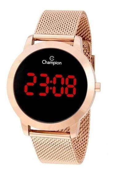 Relógio Champion Digital Led Unissex Ch40106z