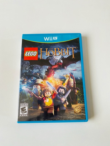 Imagen 1 de 1 de El Hobbit  - Nintendo Wiiu