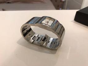 Relógio Dkny Bracelete Prata - Original