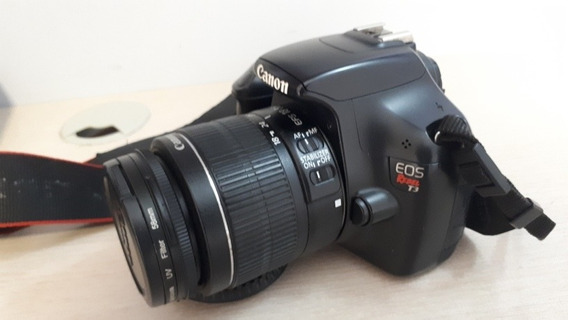 Máquina Fotográfica Canon Eos T3