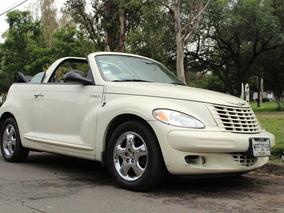 Chrysler Pt Cruiser Convertible Estandar 2005