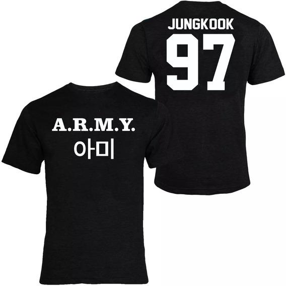 Playera Bts Army Kpop V,jungkook,jimin,
