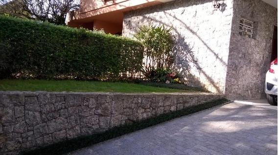 Sobrado Residencial À Venda, Instituto De Previdência, São Paulo. - So0817