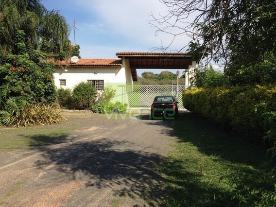 Chácara Residencial À Venda, Vale Das Garças, Campinas. - Ch0027