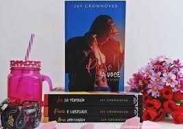 Livro Trilogia Série Saints Of Denve Jay Crownover
