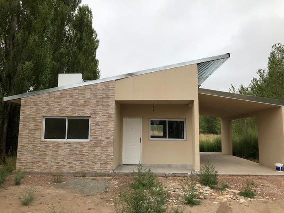 Alquilo Casa En Añelo - Vaca Muerta - Amoblada - 2 Habitac