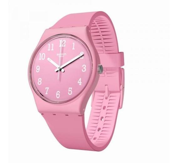 Reloj Swatch Gp156 Rosa