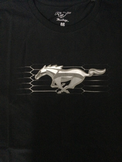 Camiseta Ford Mustang Grill Original Ford*