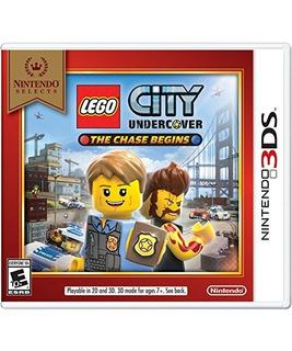 Nintendo Selecciona: Lego City Undercover: The Chase Begi