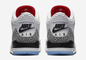 Jordan Retro 3 Free Throw Line + Envío Gratis