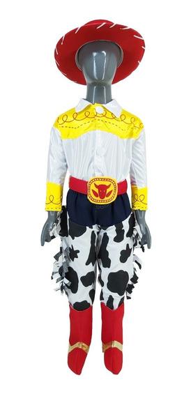 Disfraz Tipo Jessie Vaquerita Toy Story Buzz Lightyear