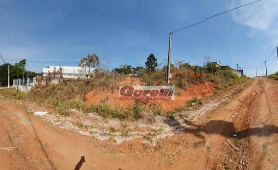 Terreno À Venda, 2500 M² Por R$ 950.000 - Jardim Jóia - Arujá/sp - Te0719