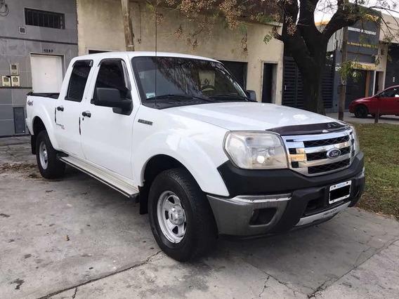 Ford Ranger Superduty 3.0 Tdi Dc 4x4 2011 - 600.000 Y Cuotas