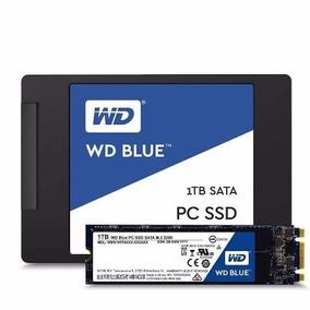 Hd Ssd 500gb Interno 2,5 Western Digital Wd Blue Sata3