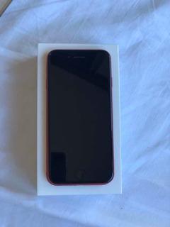 iPhone 8 Vermelho, 64gb, Usado