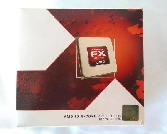 Procesador Amd Fx-6100 X6 Am3+ 3.3 Ghz 14mb Fx-6100 Black Ed