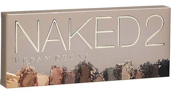 Maquillaje Sombras Urban Decay Naked 2 Original