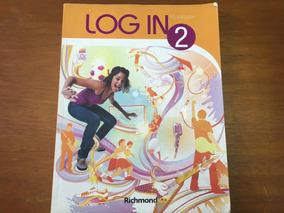 Livro Log In To English 2 - Frete Grátis