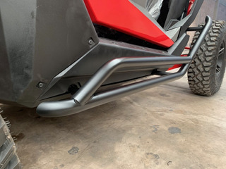 Laterales Rock Sliders Rzr Pro 2020