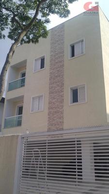 Apartamento Residencial À Venda, Parque Novo Oratório, Santo André. - Ap47186