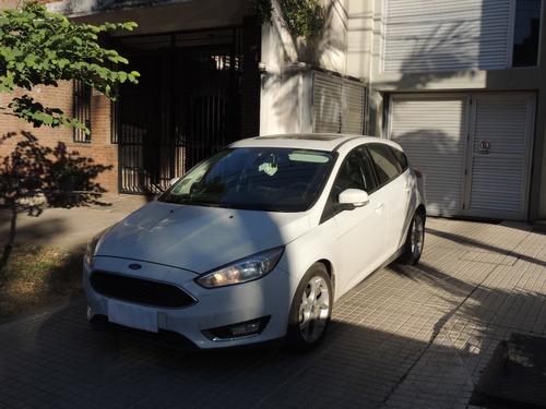 Ford Focus 5p 2.0l N At Se Plus