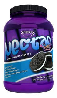 Nectar Whey Protein Isolado 907g - Syntrax | Todos Sabores