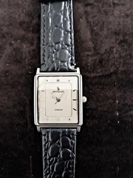Relógio Seculus Titanium