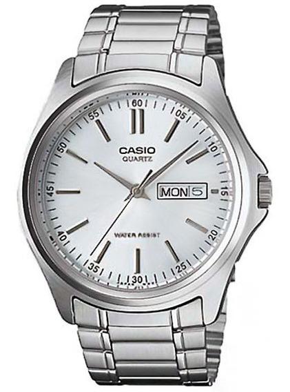 Reloj Casio Modelo Mtp-1239d-7a Original Mas Envio Sin Costo