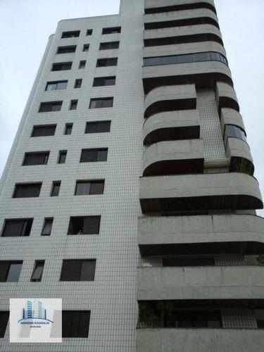 Imagem 1 de 30 de Apartamento Residencial Com 4 Suítes À Venda Na Rua Gaivota-  Moema, São Paulo/sp - Ap1732