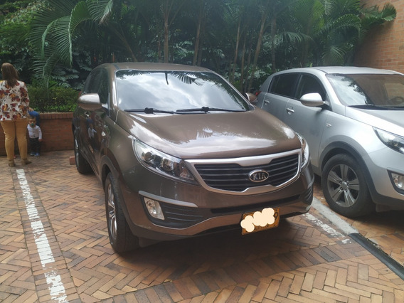 Kia New Sportage 4x4 Awd 2012