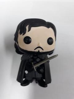Funko Pop Jon Snow Game Of Thrones Original Sin Caja