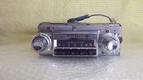 Rádio Antigo Para Carros Ro 38   J