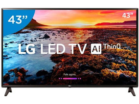 A Smart Tv Led Full Hd 43lk5750 De 43 Da Lg