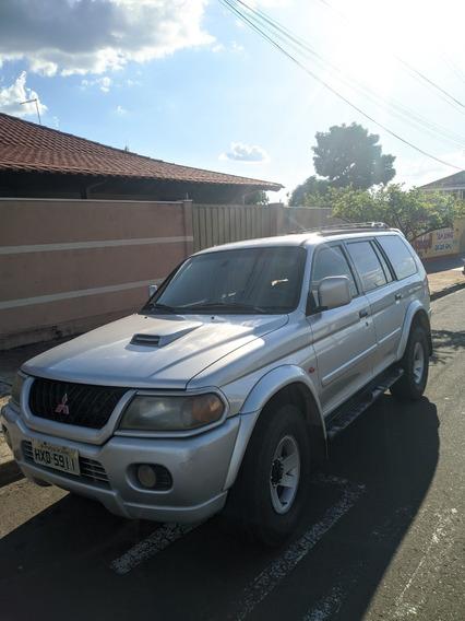 Pajero Sport Ano 2001 Automática 4x4 Diesel
