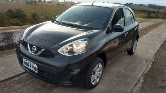 Nissan March 1.0 12v S 2016 Pouco Rodado