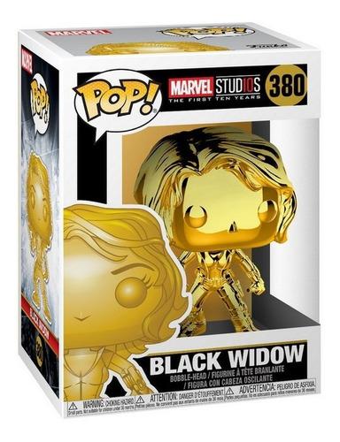 Figura Funko Pop 380 Marvel Ms - Black Widow Oferta!