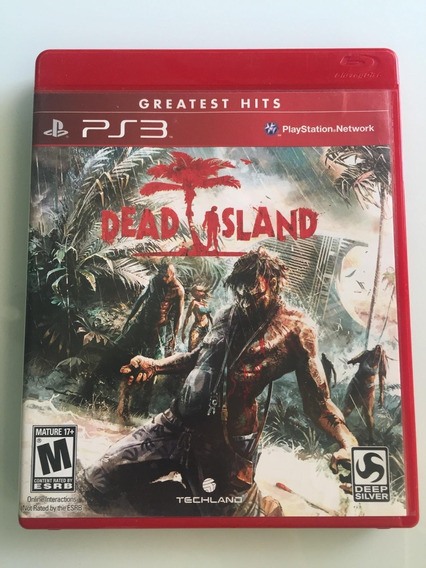 Jogo Dead Island Playstation 3 - Usado