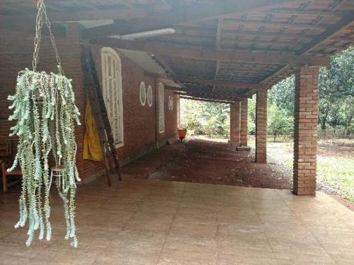 Chácara Com 6 Dormitórios À Venda, 5000 M² Por R$ 750.000,00 - Condomínio Balneário Recreativa - Ribeirão Preto/sp - Ch0013
