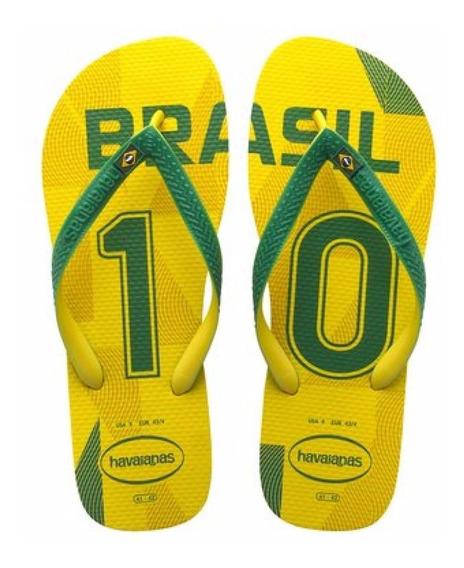 Havaianas Teams Ii Cf - Brasil