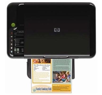 Impressora Multifuncional Deskjet F4480 Hp