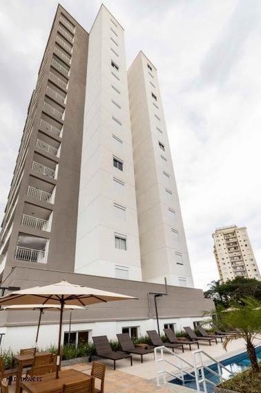 Studio Para Venda Em São Paulo, Campo Belo, 1 Dormitório, 1 Banheiro, 1 Vaga - 36_1-1199952
