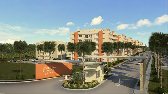 Proyecto De Apartamentos En Crisfer Punta Cana