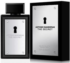 Decant Amostra Do Antonio Banderas The Secret Men 10ml