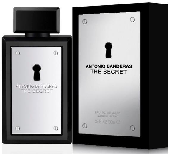 Decant Amostra Do Perfume Antonio Banderas The Secret 5ml