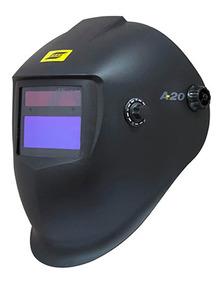 Máscara De Solda Esab A20 - Automática 9 A 13