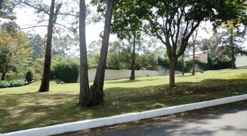 Terreno Maravilhoso Com 875m² No Residencial 8 Em Alphaville - La641