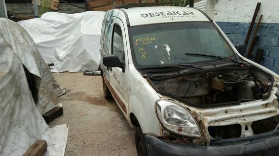 Renault Kangoo Sucata Express Furgão 2009